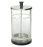 Eyewear Sanitizing Glass Container